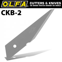 OLFA BLADES FOR CK2  2/PACK