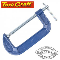 CLAMP G HEAVY DUTY 150MM TWIN PACK 6'