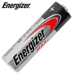 ENERGIZER MAX AA - 6 PACK  4+2 FREE