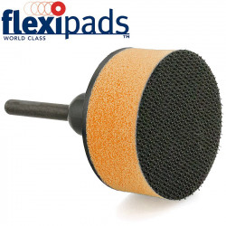 SPINDLE PAD 50MM HOOK AND LOOP SOFT FACE