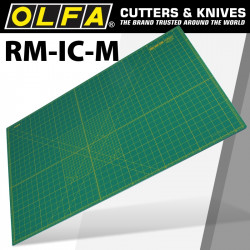 MAT FOR ROTARY CUTTERS 940X630X1.5MM