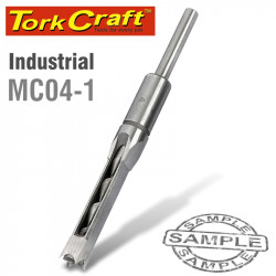 HOLLOW SQUARE MORTICE CHISEL 1/2' INDUSTRIAL 12.7MM