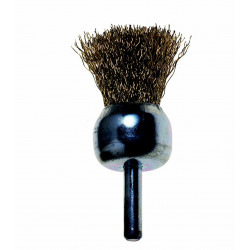 END WIRE BRUSH 25MM