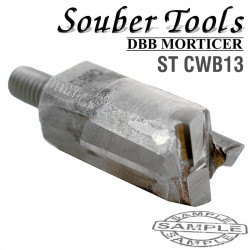 CARBIDE TIPPED CUTTER 13.2MM /LOCK MORTICER FOR WOOD SCREW TYPE
