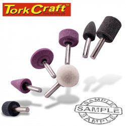 GRINDING POINT SET 7PCE CARDED