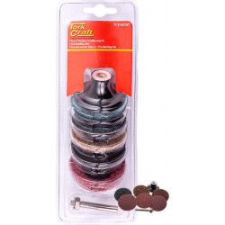 7PCS 50MM SURFACE CONDITIONING KIT