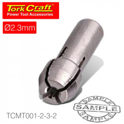 COLLET 2.3MM FOR TCMT001 MINITOOL