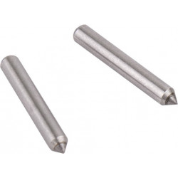 REPLACEMENT TIP 3MM (2PC) FOR TORK CRAFT ELECTRIC ENGRAVER (TCMT005)